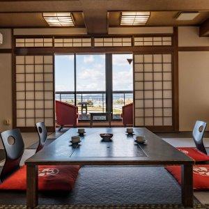 琵琶湖一望!和室15畳